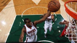Flashback: Khris Middleton Highlights w/ NBA D-League's Fort Wayne Mad Ants