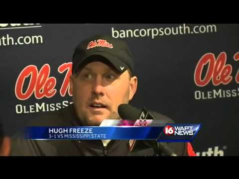 Ray Coleman Recaps Egg Bowl 2015