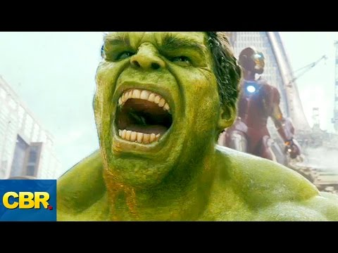 10 Powerful Superheroes Who Can Beat The Hulk