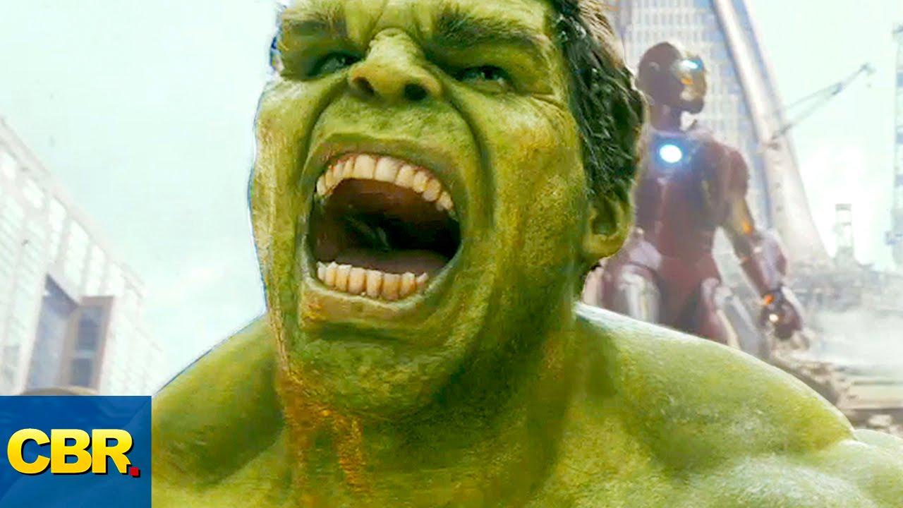 10 Powerful Superheroes Who Can Beat The Hulk - YouTube