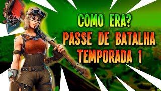 Battle Pass-Season 1 | Fortnite Battle Royale