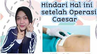 12 Tanda Tanda Luka Dalam Operasi Caesar Sembuh - dr.Ara - dr.ARA.