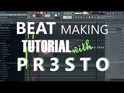 How to make Skales Temper Ft Burna Boy | FL Studio Tutorial | Free FLP