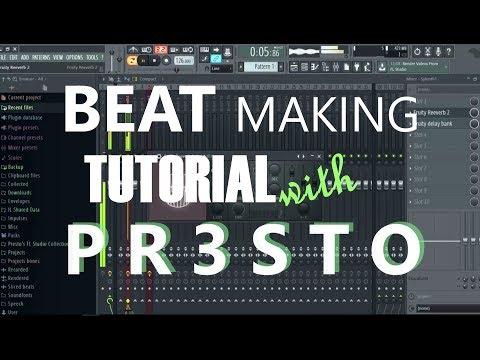 How to make Skales Temper Ft Burna Boy | FL Studio Tutorial | Free FLP