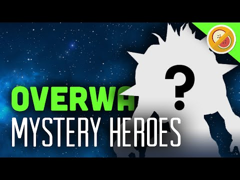MYSTERY HEROES WEEKLY BRAWL - Overwatch (Gameplay Funny Moments)