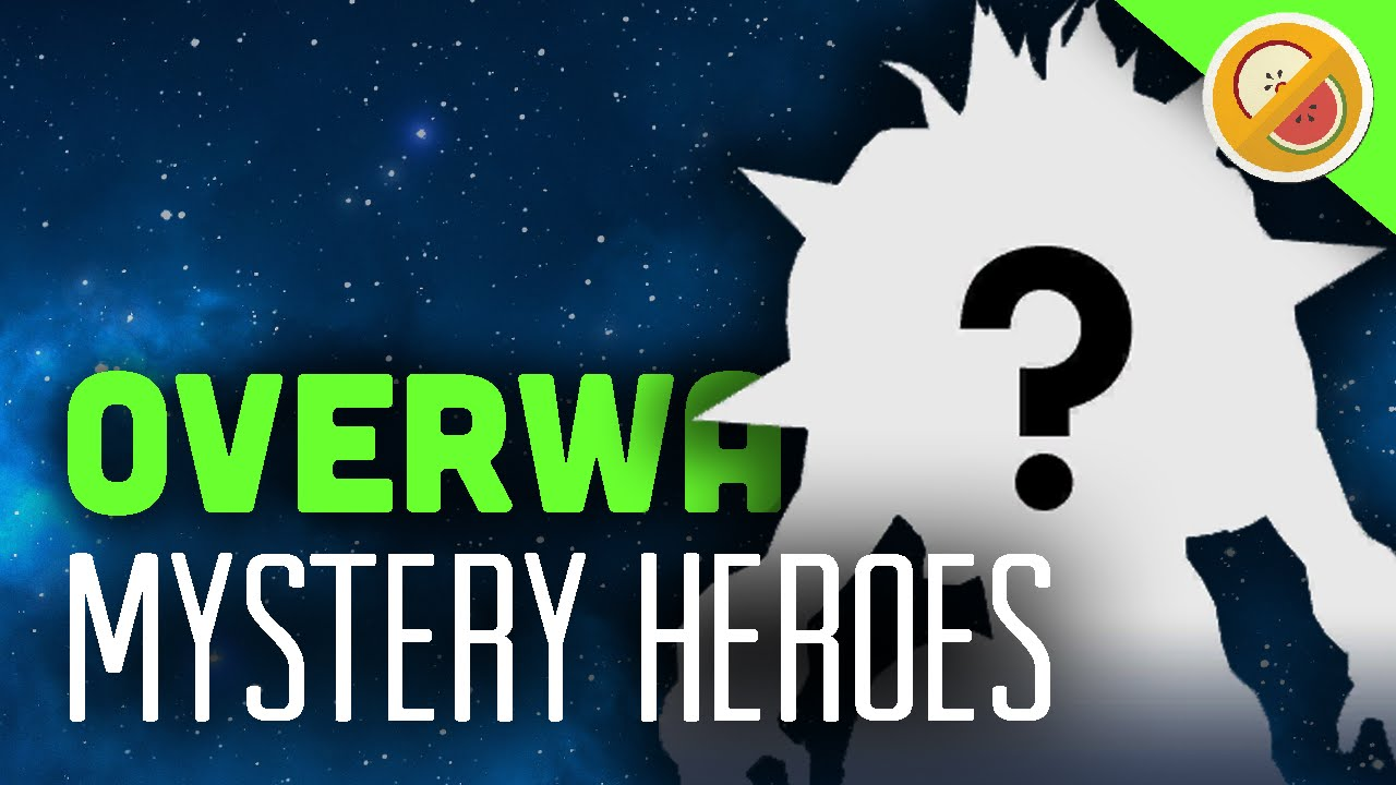 Mystery Heroes Weekly Brawl Overwatch Gameplay Funny Moments