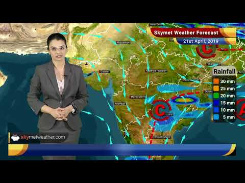 Weather Forecast April 21: Temperatures To Rise In Delhi, Pre Monsoon Showers In Bengaluru, Chennai