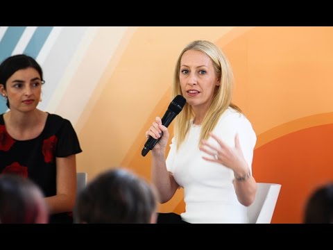 Eventbrite CEO Julia Hartz Shares Insights at the Female Founders Forum