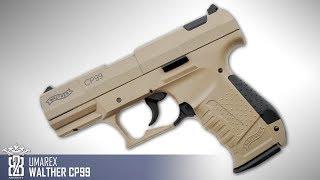 видео Umarex Walther CP 99 Nickel