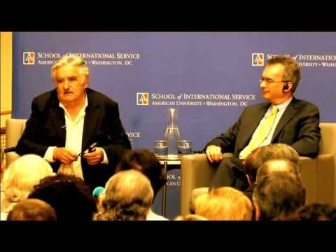 A Conversation with the President of Uruguay