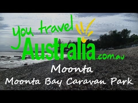 Moonta - Moonta Bay Caravan Park - South Australia - You Travel Australia