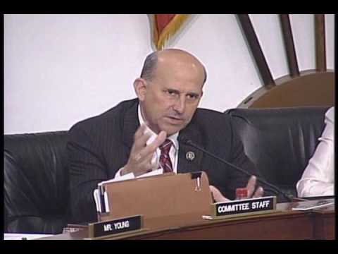 Rep. Gohmert interviews Director of Minerals Management Service