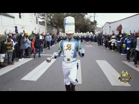 Human Jukebox Coming Down Jackson Ave. in 4K | ZULU 2018