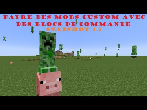 how to make custom mobs spawn naturally