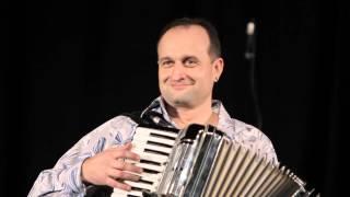 Аккордеонист Юрий Тертычный - вальс Домино, музыка - Louis Ferrari.