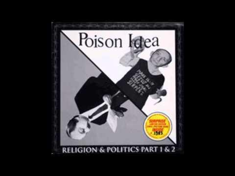 Poison Idea - Death, Agonies & Screams