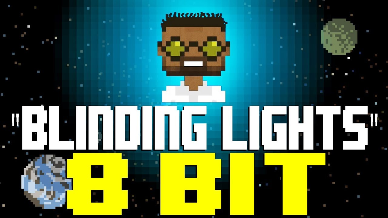 Download Blinding Lights [8 Bit Tribute to The Weeknd] - 8 Bit Universe