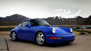 1992 Porsche 964 Carrera RS: Rituals of Rennsport