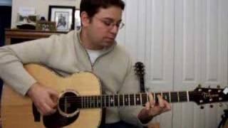 Undefined Fingerstyle Guitar Arrangement