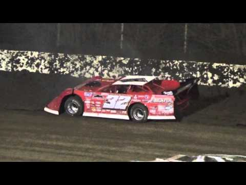 LaSalle Speedway 2016 Thaw Brawl Friday Late Model Feature Highlights