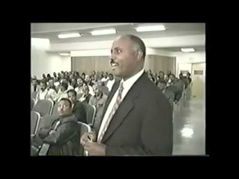 "Tigray conference ""We fought Amhara"""