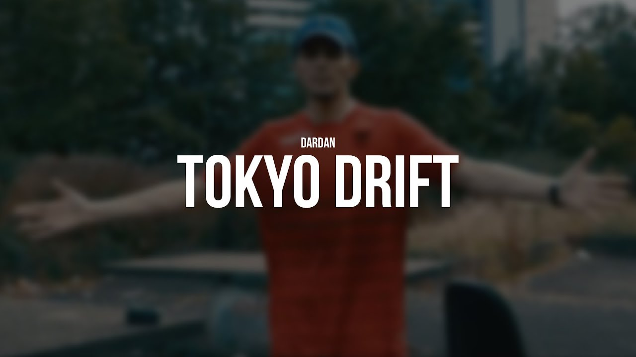 Dardan Tokyo Drift Prod Young Raze Official Video