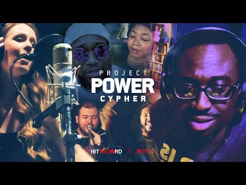 PROJECT POWER Rap Cypher + Music Video