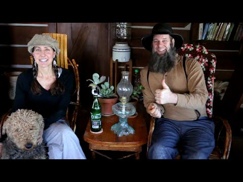 WELCOME TO OUR CHANNEL: OFF GRID with DOUG and STACY