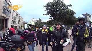 02 EN 2 RUEDAS HACIA ECUADOR  Popayan   Ipiales