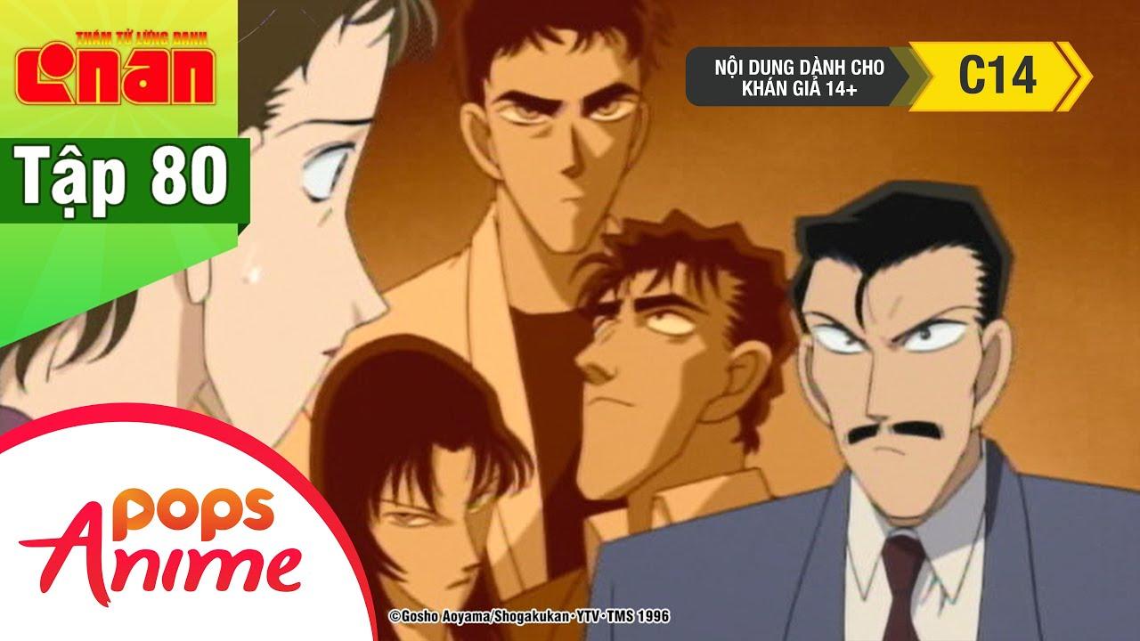 Thám Tử Lừng Danh Conan - Tập 80 - Án Mạng Liên Hoàn - Conan Lồng Tiếng Mới Nhất