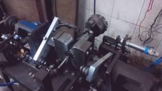 Armature wire winding automatic machine