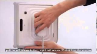 ECOVACS WINBOT 7 Series Instruction Video
