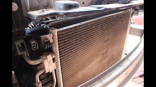 промывка охлаждающей системы на Шевроле АВЕО