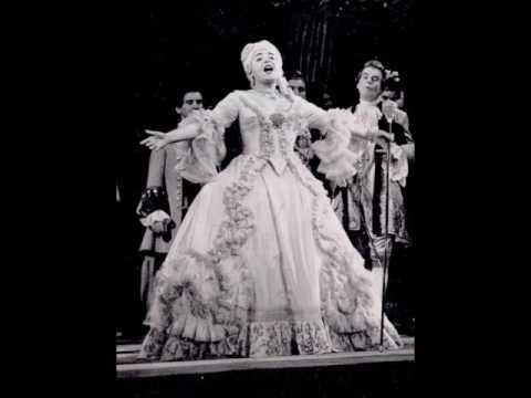 Massenet - Manon - Saint-Sulpice scene - de los Angeles, Legay - Monteux (1955)