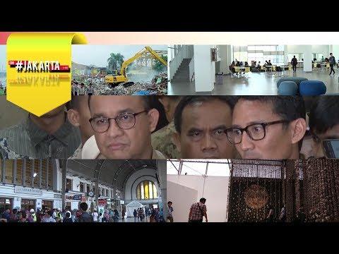 #JAKARTA - Kilas Balik Berbagai Perkembangan di Tahun 2017