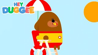 The Paddling Pool Badge - Hey Duggee Series 1 - Hey Duggee