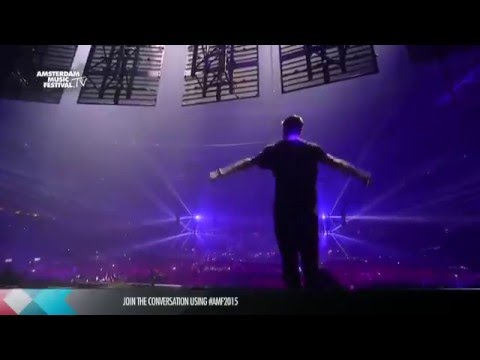 Tremor - Martin Garrix ( AMF 2015 )