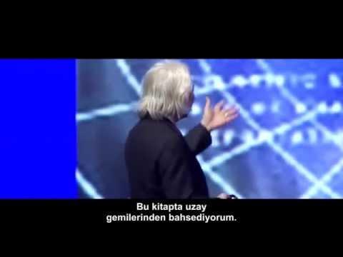 Michio Kaku Bugünden Geleceğe Bakış Turkcell 2014
