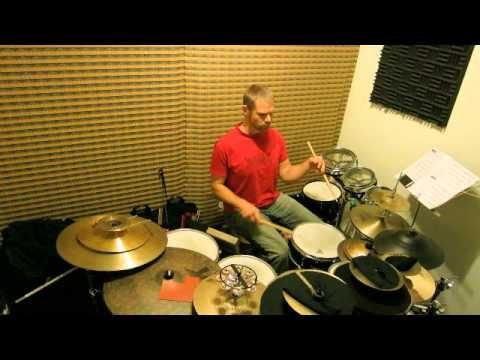 Eric John Eigner  Solo Drums  Part I