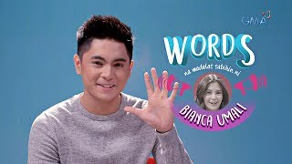 WATCH: Miguel Tanfelix reveals Bianca Umali's most-used words