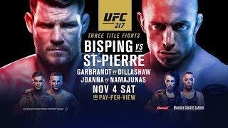 Baixar MMA DNA Preview: UFC 217 Bisping vs. St.Pierre