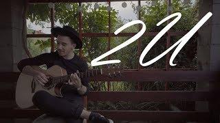 David Guetta Ft Justin Bieber 2u Fingerstyle Guitar By Peter Gergely