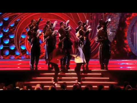 """Jedward performance with Vanilla Ice at NTA """"Under Pressure"""" HIGH QUALITY national television awards"""