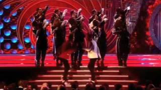 Jedward performance with Vanilla Ice at NTA