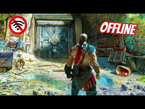 Top 7 Games Like God Of War For Android OFFLINE