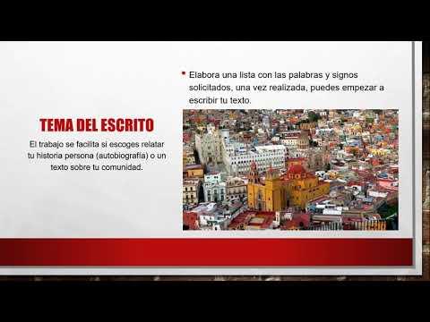 Iñigo y el taller de escritura creativa. Universidad de Navarra from YouTube · Duration:  2 minutes 5 seconds