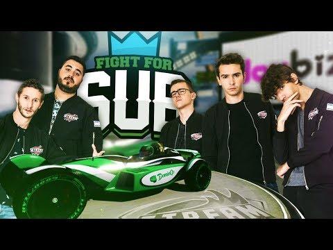 Le Fight For Sub (FFS) sur Trackmania !