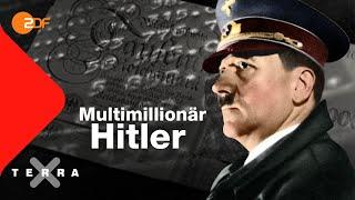 5 Gründe für Hitlers Reichtum