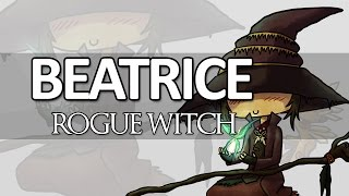 Dark Souls Lore - Witch Beatrice and the Crystal Knight