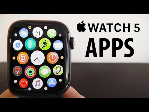 Best Apps For The Apple Watch Series 5 - Complete App List